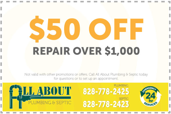 $200 Off Septic Tank Replacement Coupon