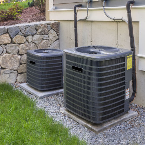 Let our team help install or replace your air conditioner.