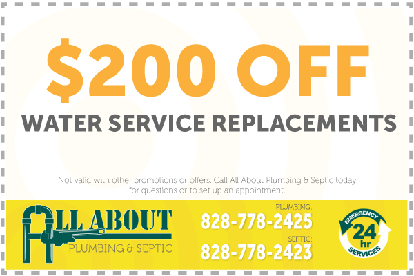 $200 Off Entire Home Drain System Replacement Coupone