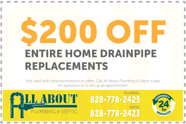 $200 Off Entire Home Water Line System Replacement Coupon