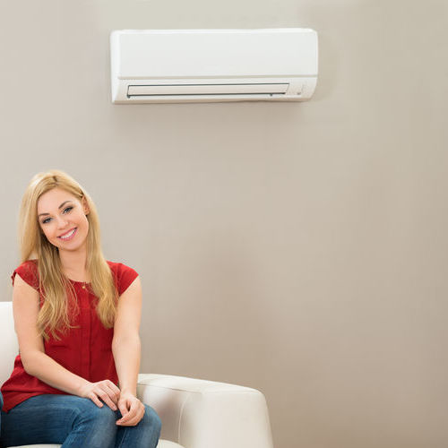Make your home more energy efficient with a mini-split AC system installation.